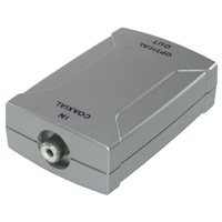 Toslink / Optical Adapters