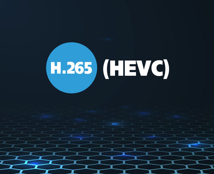 H265 HEVC compression