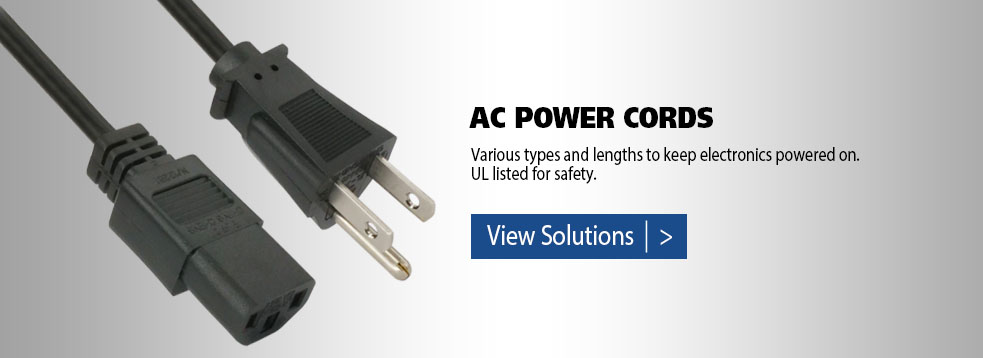 AC power cords