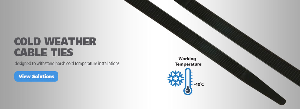 Cold Weather Cable Ties