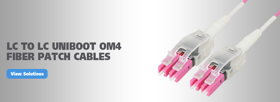 LC to LC uniboot cables