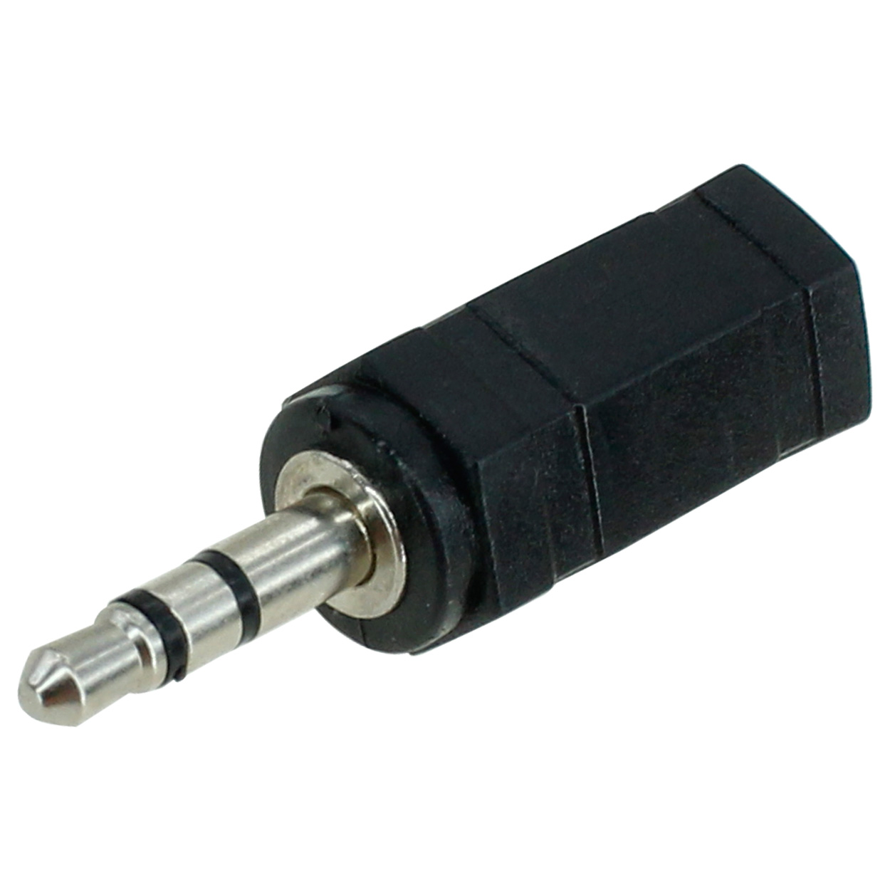 3.5mm Male to 2.5mm Female Stereo Audio Adapter