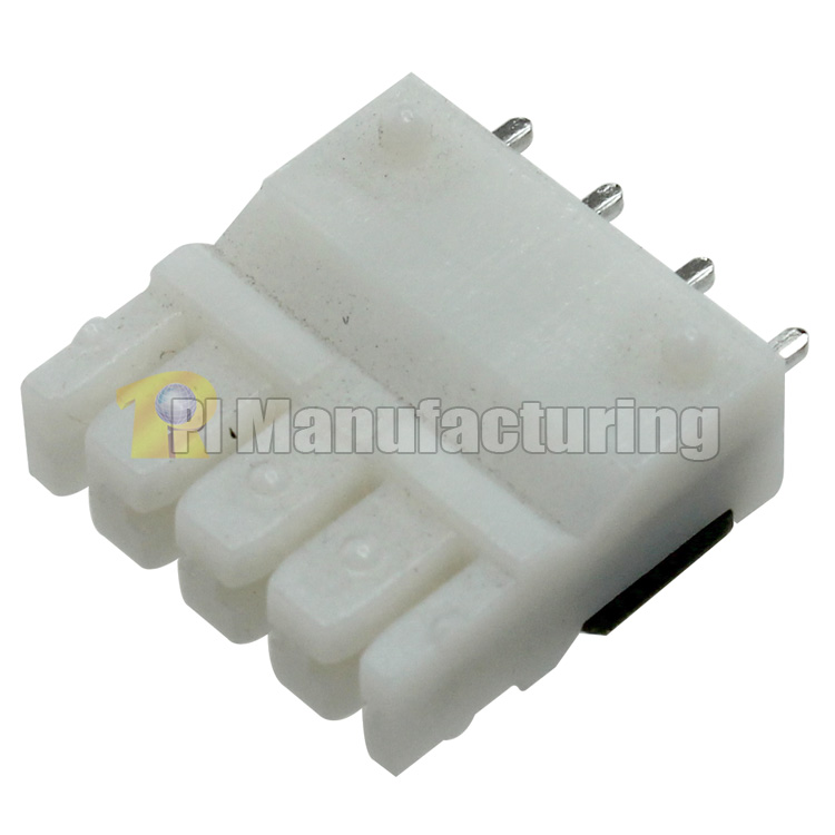 Connector for pcb wire pi manufacturing