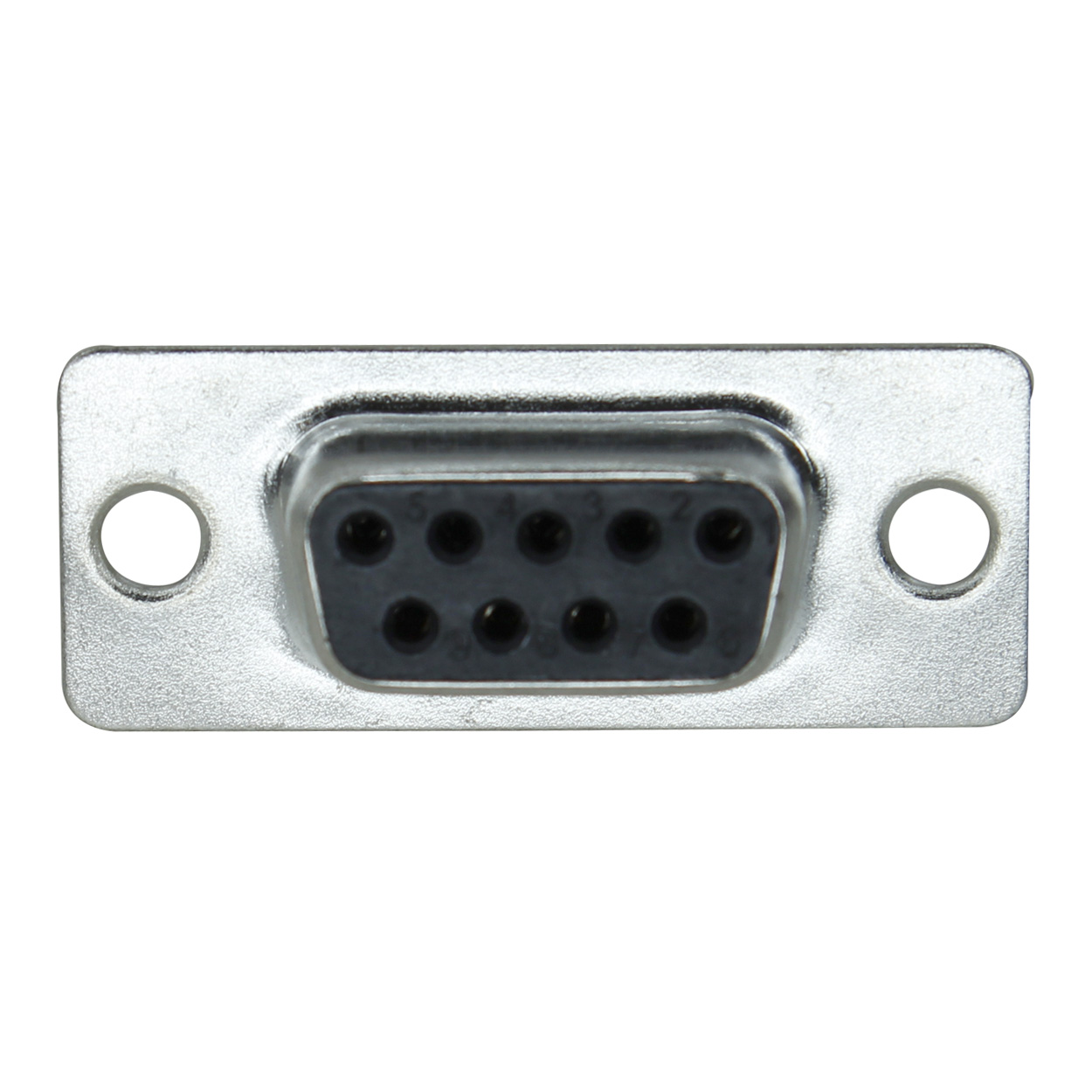 Solder Cup Connector Db9 Female Pi Manufacturing