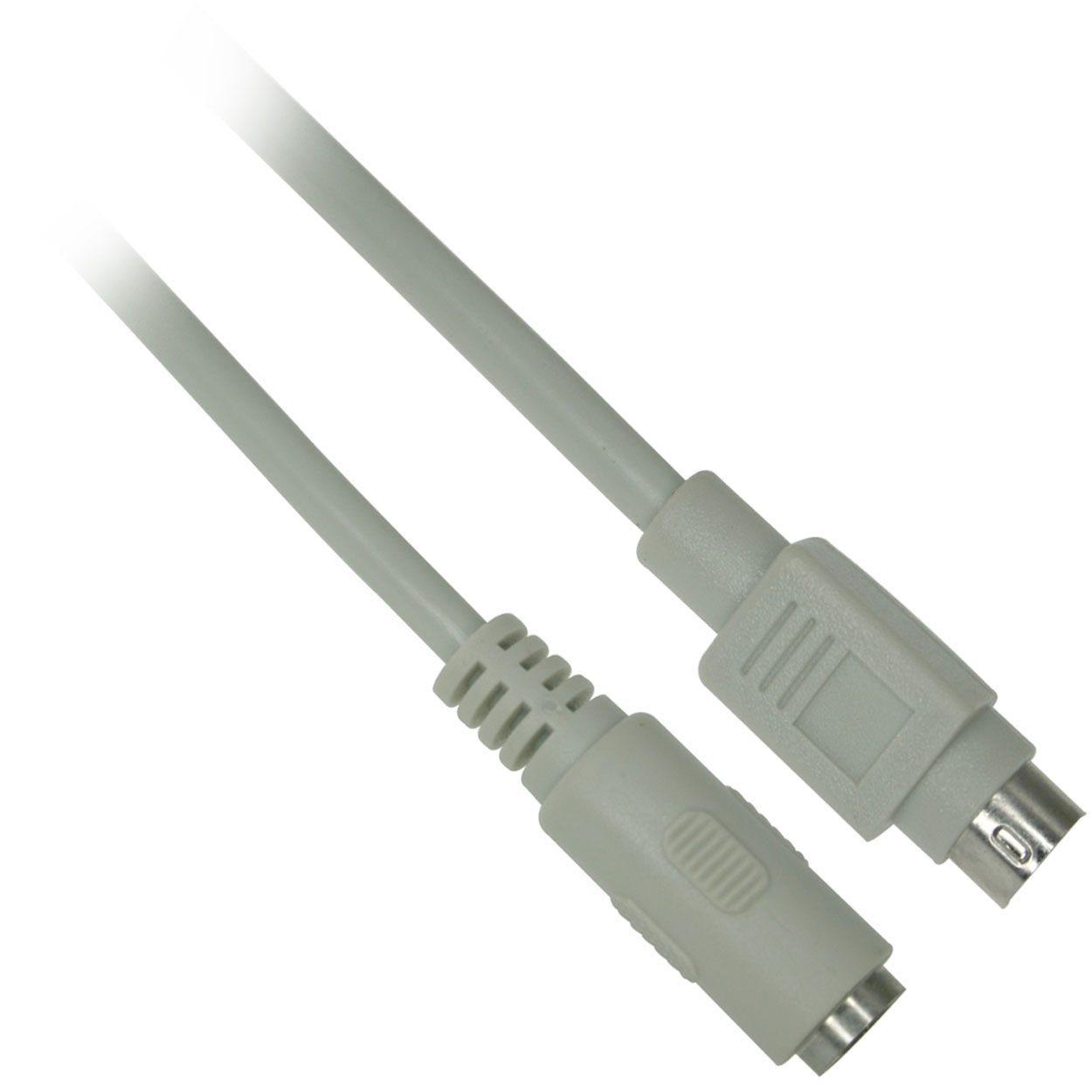 6ft S-Video Extension Male to Female Cable
