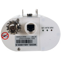 2.4GHz 802.11 b/g Access Point, Bridge, Client, Repeater with N Connector (No Antenna Function)