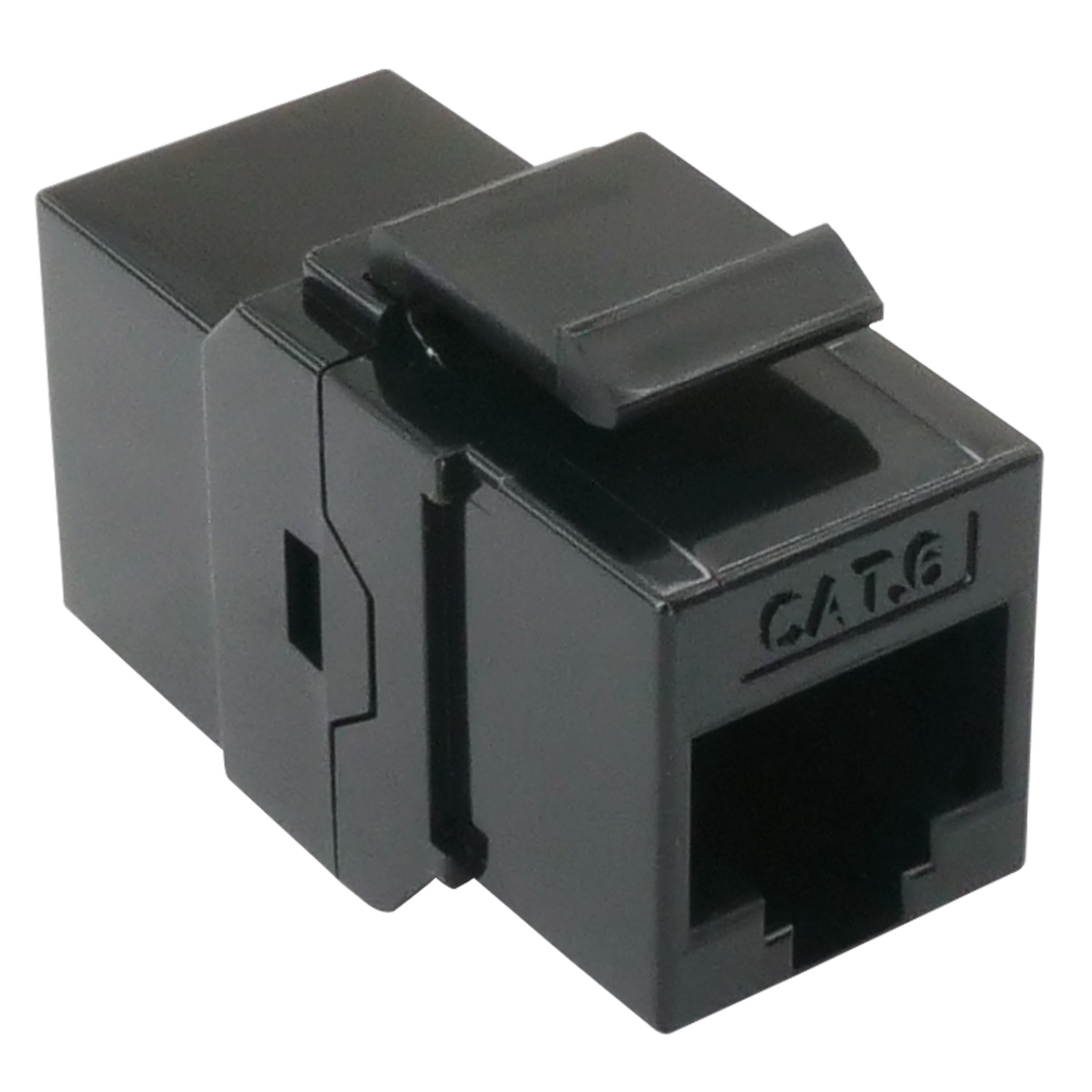 Cat6 Keystone Inline Coupler