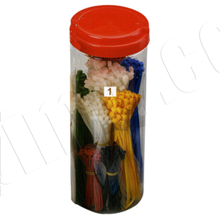 Cable Tie Kit - 1200pcs/pack