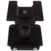 Full Motion Tilt and Swivel and Rotating Wall Mount for LCD Screens (Max 26lbs) VESA 75/100mm