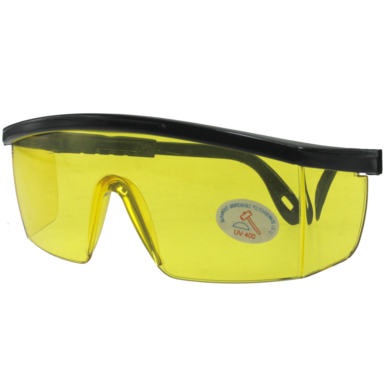 Safety Glasses, 12 pcs