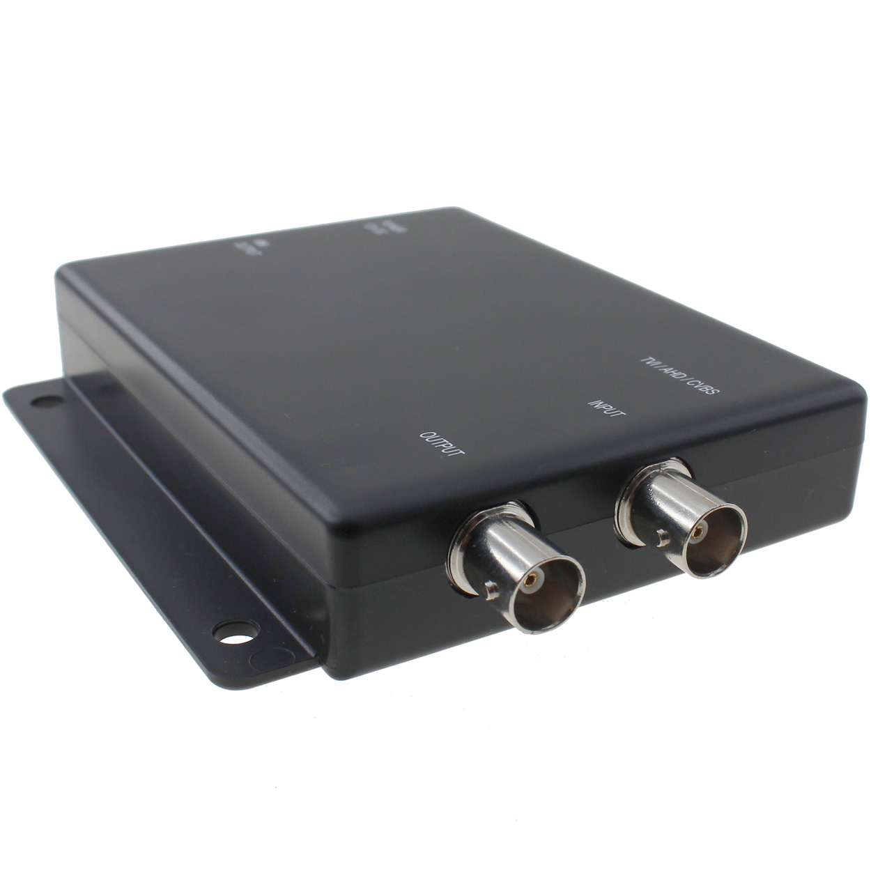 HD-TVI / AHD / CVBS to HDMI Converter with Video Loopout Function