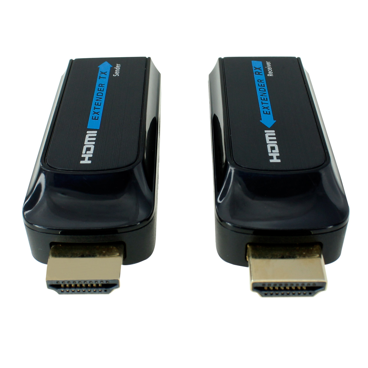 HDMI Extender Over Cat6 Cable (Up to 165ft at 1080p)