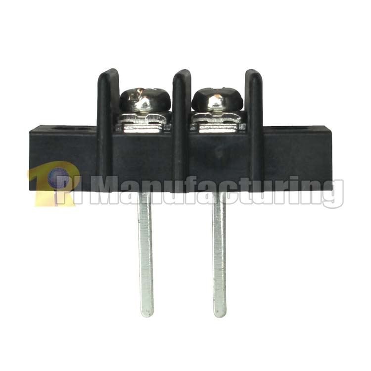 Barrier Type Terminal Block, Pitch: 8.25mm, Pin: 2, Pole: 4
