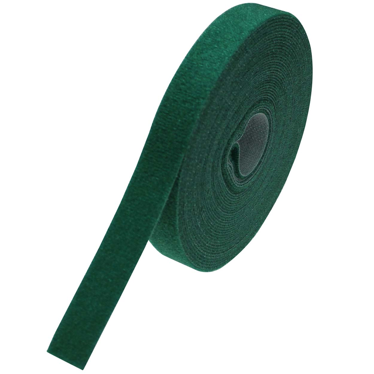 Velcro Cable Tie 0.78 x 10 Meter (20mm x 10 Meter) Male/Female, Green