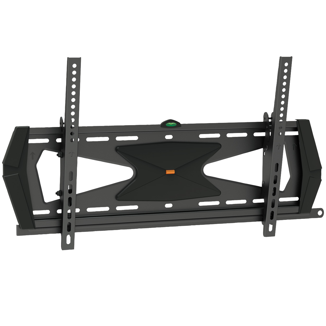 Tilting TV Wall Mount Bracket for 37-70 inch Screen with Anti-Theft Function (Max 88lbs)