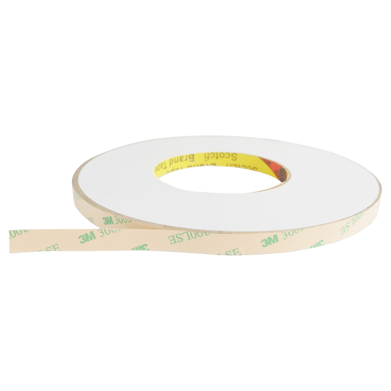 Clear Double Sided Tape for LED Lighting Strip, 55m (180ft) - PI  Manufacturing