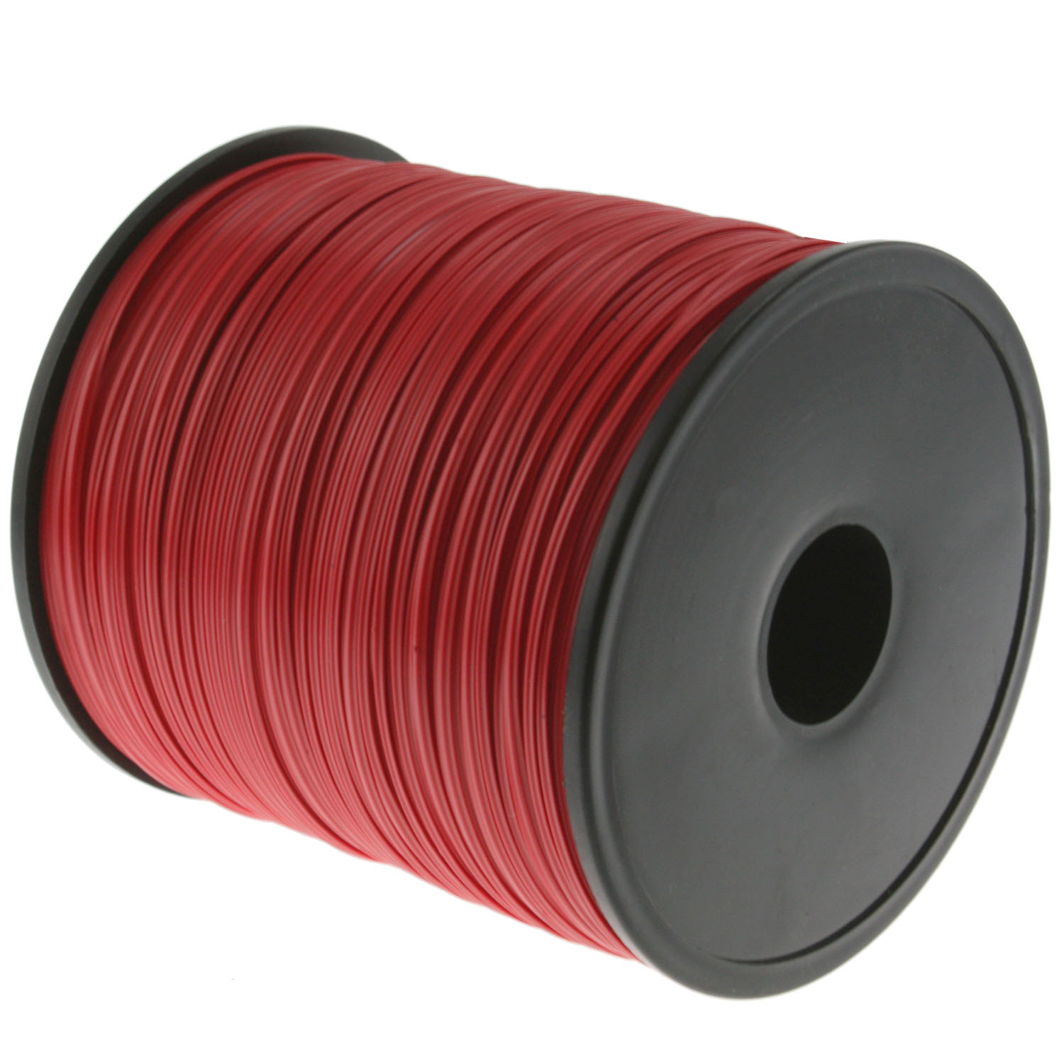Cable Tie Roll, 886 Feet Long - Red