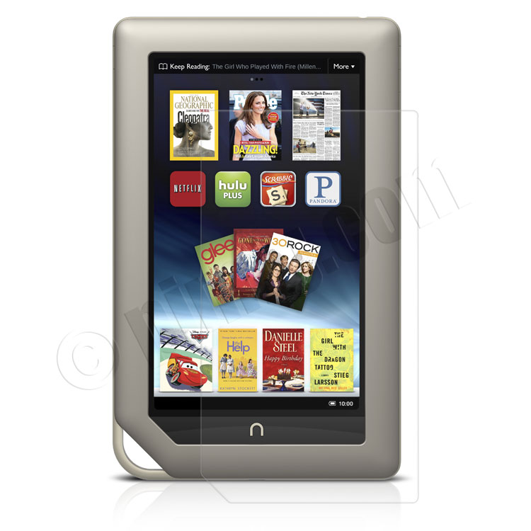 Nook Tablet Anti-Glare Screen Protector