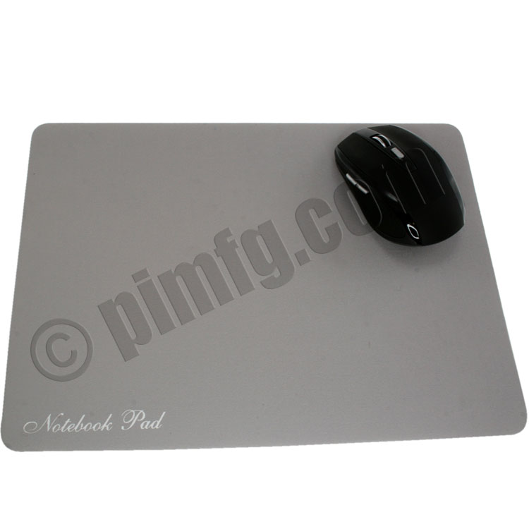 Soft Surface Optical Mouse Pad - Grey (300x225x1.2mm)
