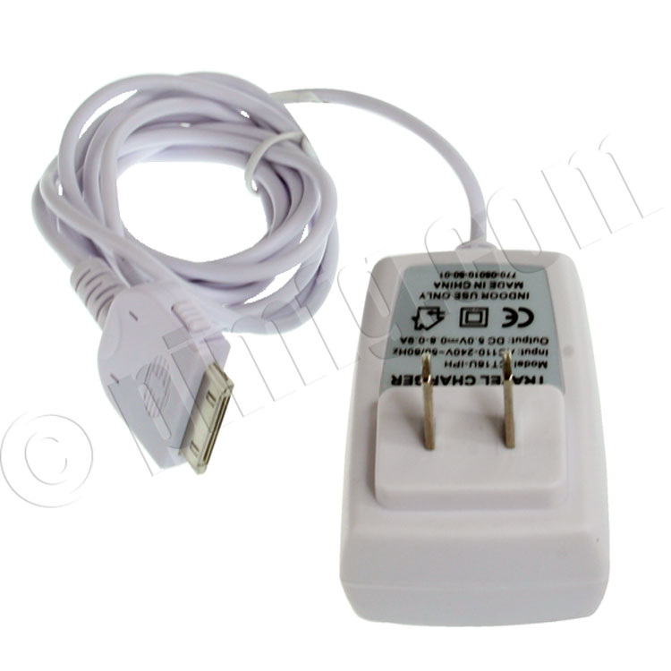 Wall Charger for iPhone, iPod, and iPad - 5V 1A