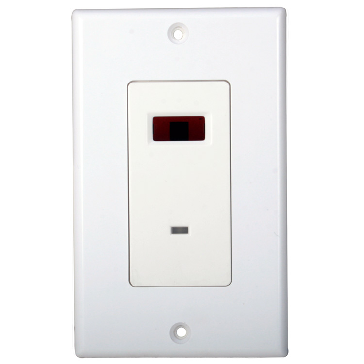 Wall Plate IR Receiver - Dual Band
