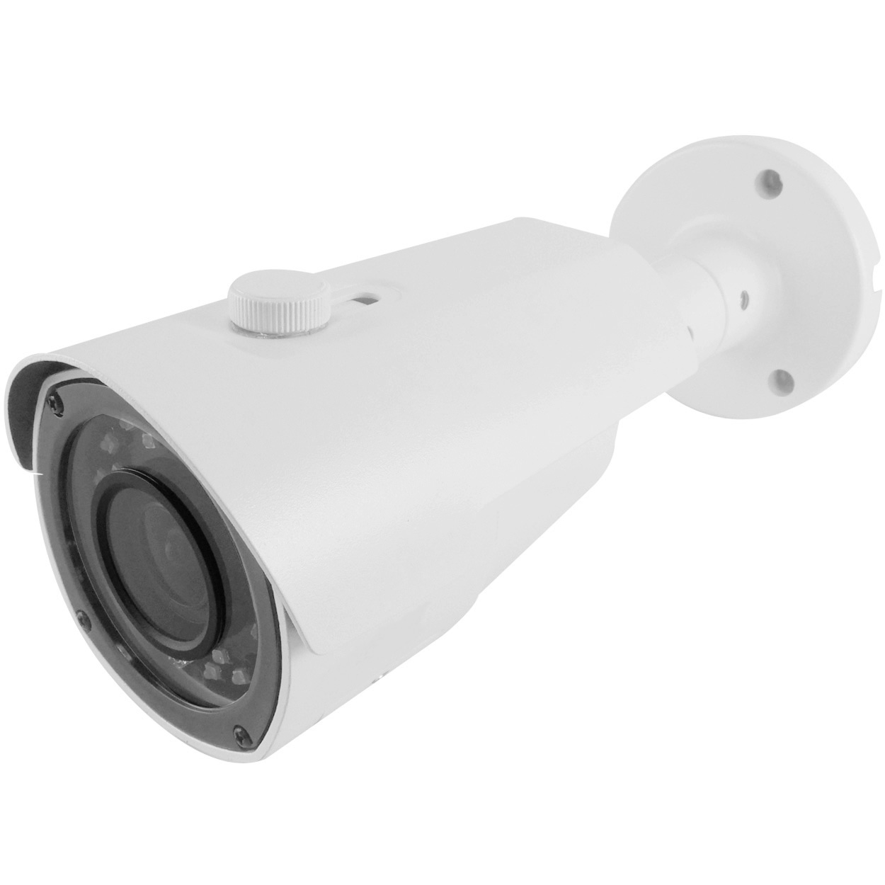 2.1MP Outdoor Bullet Camera, 2.8-12mm Varifocal Lens, HD-TVI / HDCVI / AHD / CVBS
