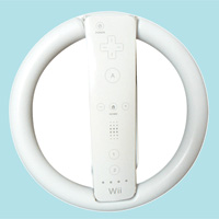 Wii Wheel Grip For Controller