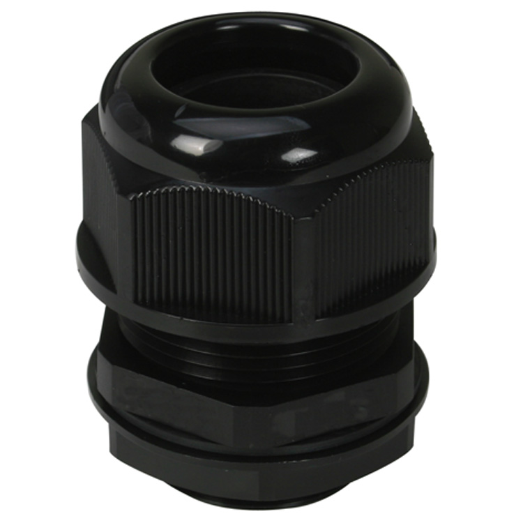 Cable Glands A Type ISO Metric (EN 60423) Long Threads IP68 for Cable Range 25-18mm Thread Length 1