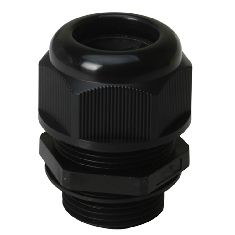 Cable Glands A Type US National Pipe (NPT) Short Threads IP68 for Cable Range 25-28mm Thread Length