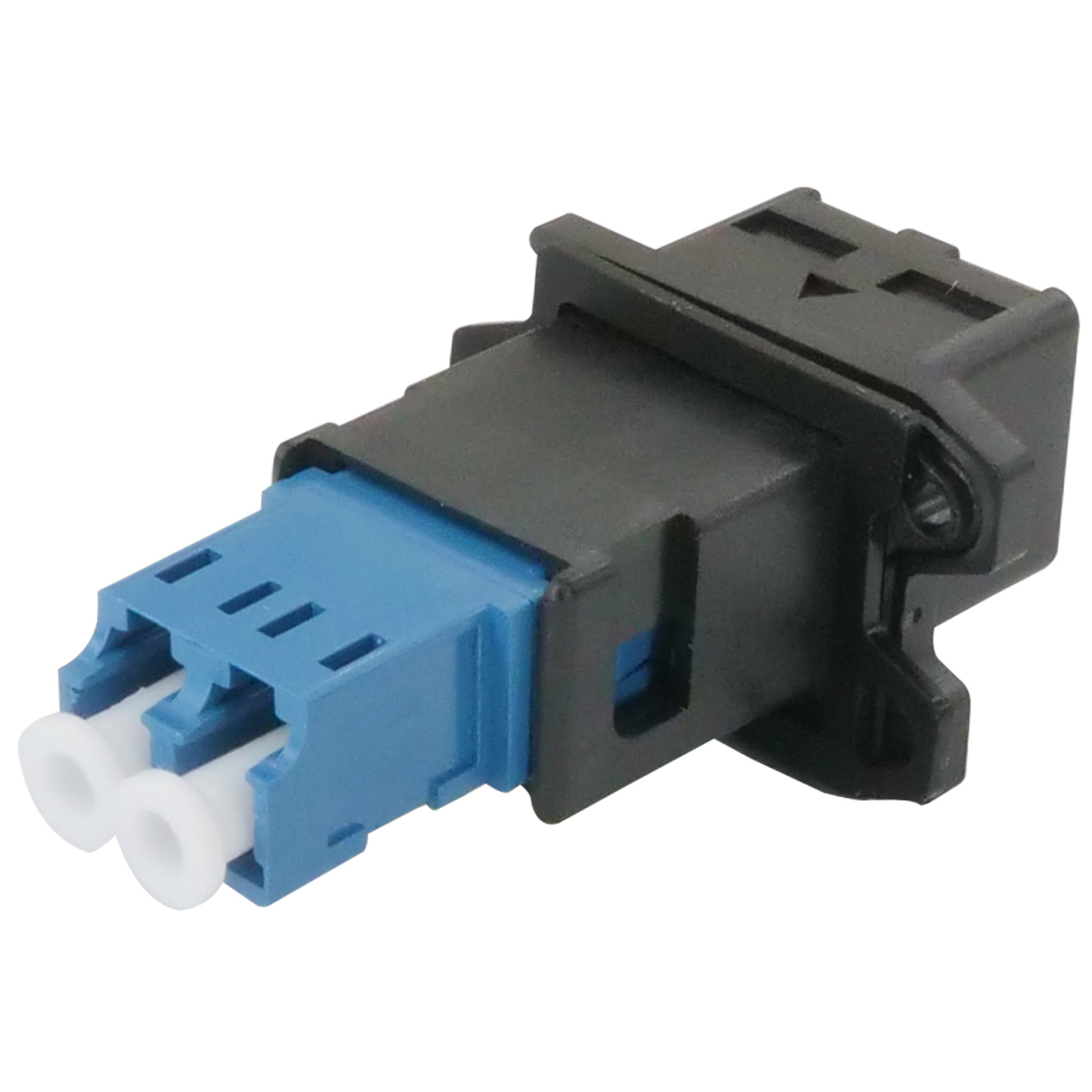 Waterproof LC Duplex Coupler Female to Female