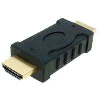 HDMI Male to Male Molded Adapter / Gender Changer