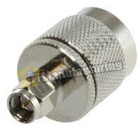 N  Connector Male to SMA Male Adapter