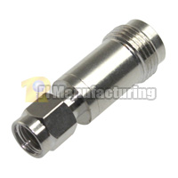 TNC Female to SMA-RP Male Adapter