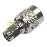 TNC-RP Male to SMA-RP Male Adapter