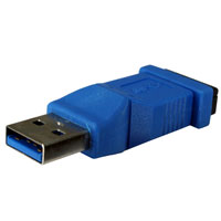 USB 3.0 A Male to Micro-USB B Female Adapter