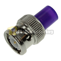 BNC Terminator Male, 75 OHM for RG59 Cable