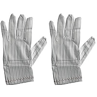 Static Dissipative Clean Room Glove - 10 Pair / Pack