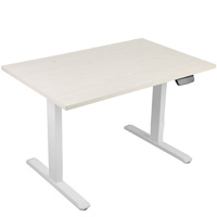 Electric Adjustable Height Sit or Stand Desk Frame