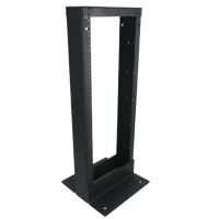 10 inch Standing Relay Rack, 10 (W) x 3.40 (D) x 21.05 (H) inch