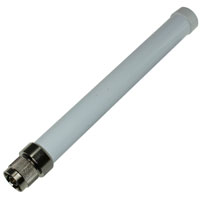 GSM / 3G / LTE Cellular Phone Omnidirectional Antenna 790-862 / 1710-2180 / 2300-2700MHz 1/3/4dBi N Male Connector