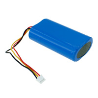 18650 Battery Pack for Tester Monitor HD-TVI-AHD-43-2 and HD-TVI-AHD-7-3