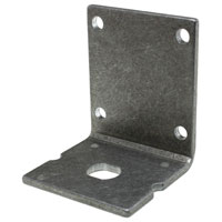 L Type Bracket, 57x57x70mm
