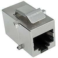 Snap-In 8p8c Coupler Shielded