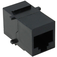 8P8C Snap-in Keystone Type Coupler