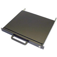 19 inch Rackmount Wide Drawer for Rackmount with Lock, 1U