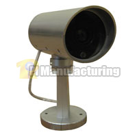 Outdoor Dummy Waterproof Camera with Battery Powered Motion Detection Moving
