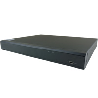 24 Channel Hybrid DVR for 16 Channel HD-TVI / HDCVI / AHD / CVBS and 8 Channel IP