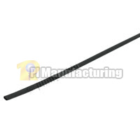 Heat Shrink Tube, OD 2.5mm, 200m.  (After shrinkage  Inside diameter is 1.0mm)