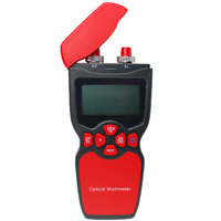 Optical Multimeter - Power Meter and Light Source