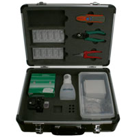 Quick Assemble Fiber Optic Kit
